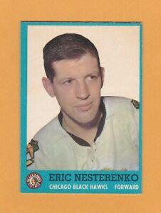 1962-63-NHL-Topps-41-Eric-Nesterenko-ExMt