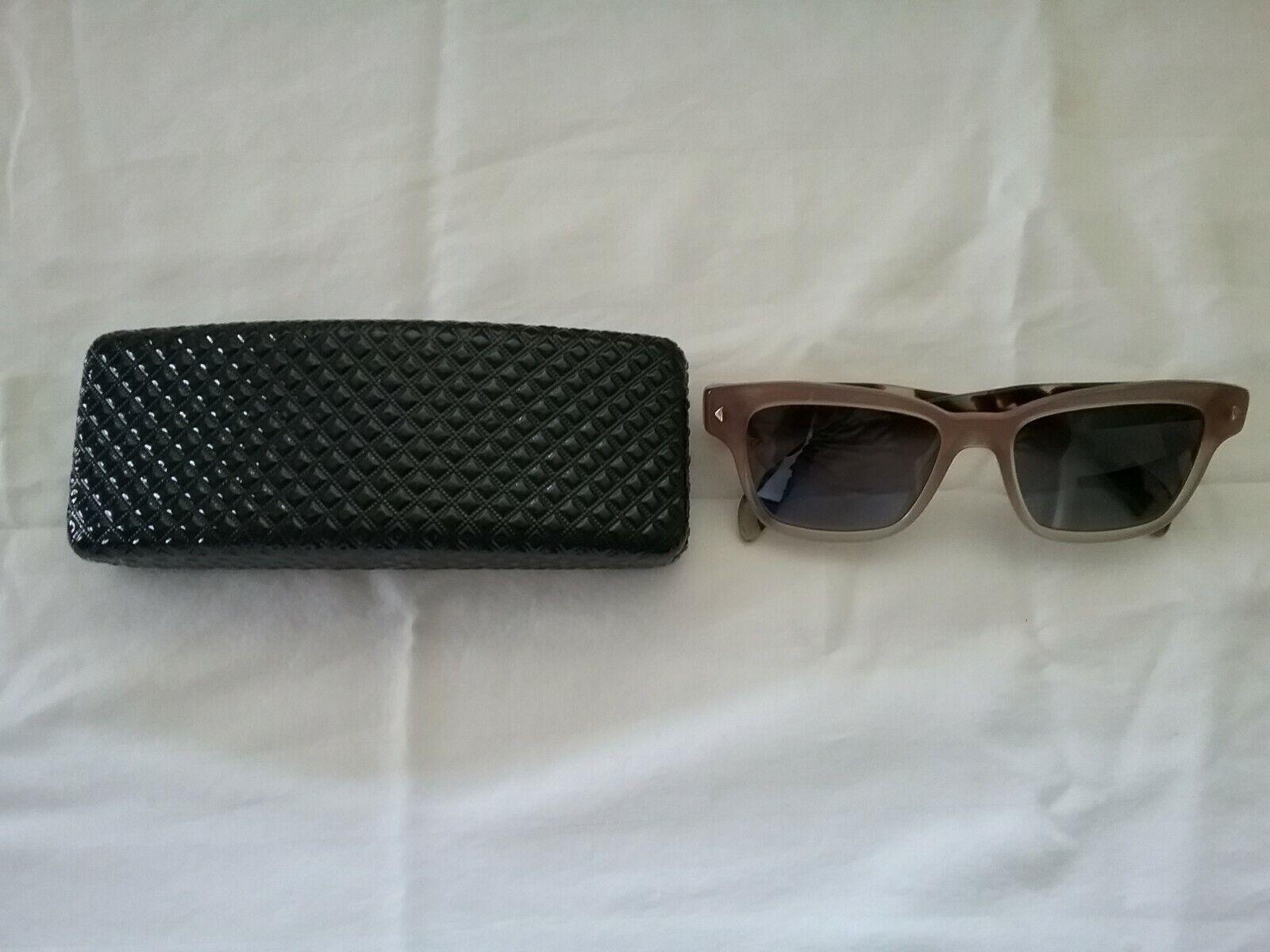 100% Authentic PRADA Sunglasses RX Frames VPR 1OS UBI-1O1 Brown Gradient Italy