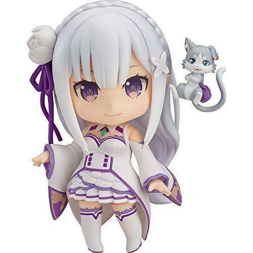 Nendorid Re  Zéro Starting la vie dans un autre monde Emilia Figure Good Smile Japon