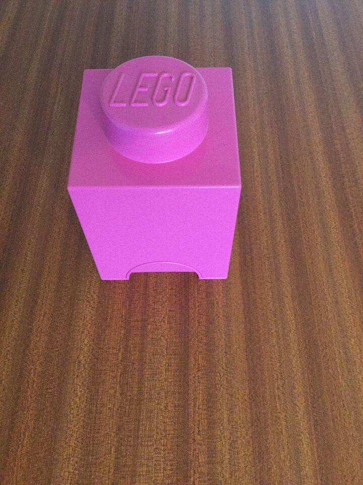 Lego andet, Opbevaring