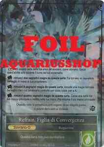 Figlia di Convergenza Refrain Reflect Figlio di Potenziale FoW TTW-063 R Ita