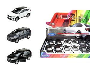 Kia-Sorento-SUV-Modellauto-Auto-LIZENZPRODUKT-Massstab-1-34-1-39