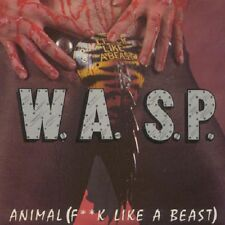 Animal (F**k like a Beast) [EP] by W.A.S.P. (CD, Jul-1993, Restless Records (USA))