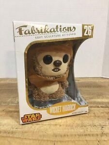 Funko-Fabrikations-WICKET-THE-EWOK-PLUSH-DOLL-Star-Wars-Return-of-the-Jedi