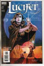 DC Vertigo Comics Lucifer #6 November 2000 NM