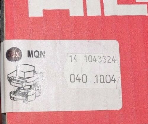 235 Hilti Verbindungsknopf MQN # 369623  2 Stück