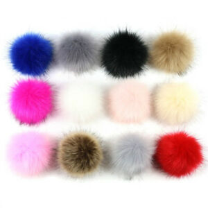 12Pcs-Cute-Faux-Fur-Fluffy-Pompon-Balls-DIY-Hats-Shoes-Scarves-Handbag-Decor-Hot