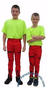 Classic Countdown Kids Boys Girls Parachute Pants 80s Nylon Wet Look Bottoms NEW