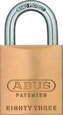 Abus Security Vorhangschloss VHS 85/50 Gleichschl.