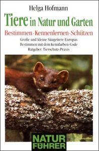 Tiere-in-Natur-und-Garten-bestimmen-Saeugetiere-in-Europa-Naturfuehrer-TOP