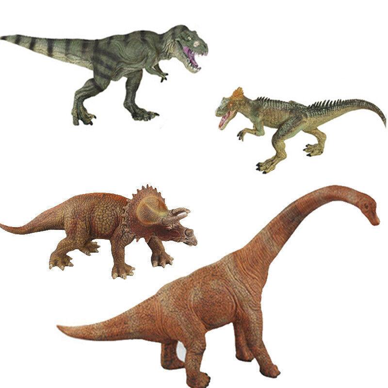 26cm big Dinosaur toys Action figures Dinosaur brinquedos Models Rubber Simulati