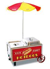 Hot dog Cart Mini Hotdog Steamer Cooker Machine #60072