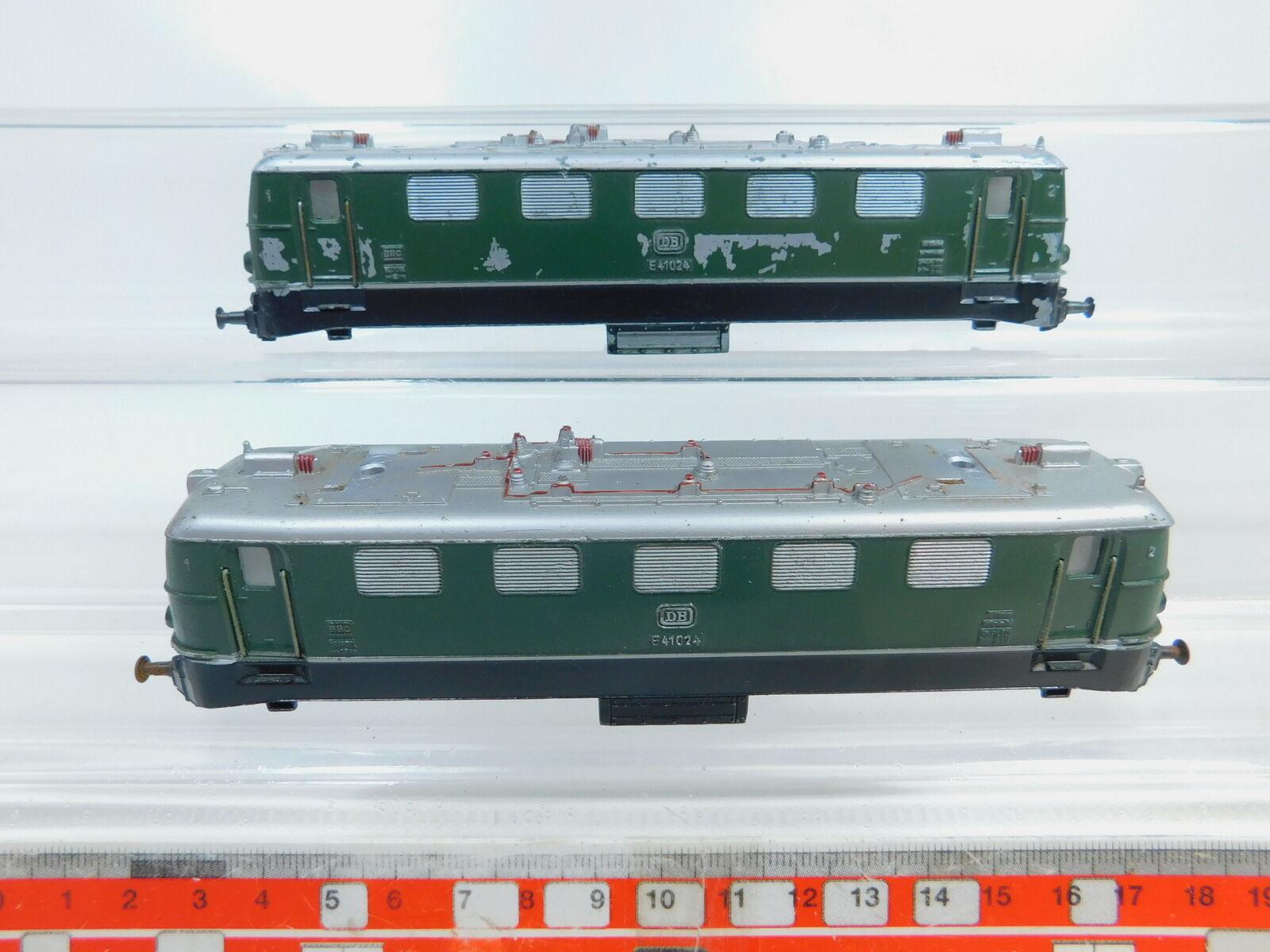 Bz389-1 x märklin h0 cast enclosure e 41 024 db 3037
