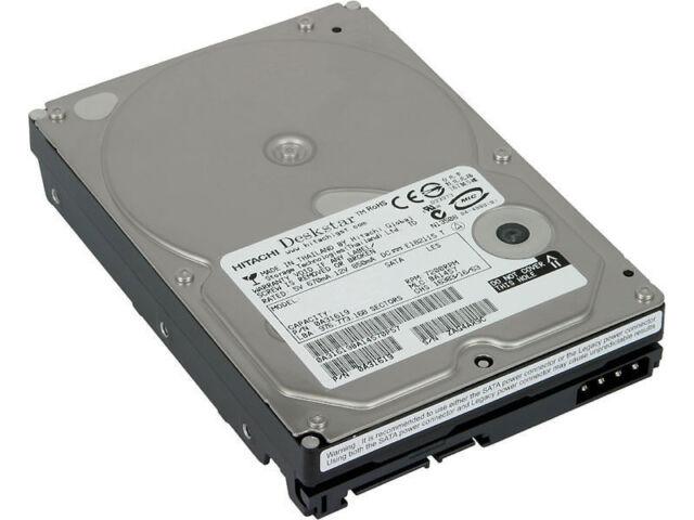400 GB SATA Hitachi HDS724040KLSA80 Festplatte
