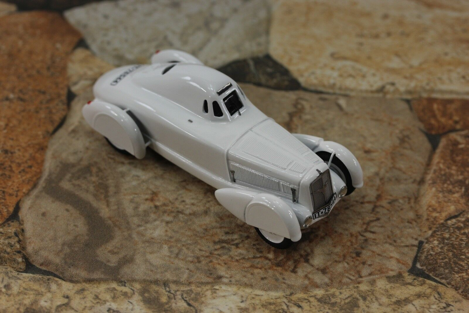 Adler Trumpf junior Sport 1935 LSR rekordwagen auto Pioneer r1 only 50 pieces