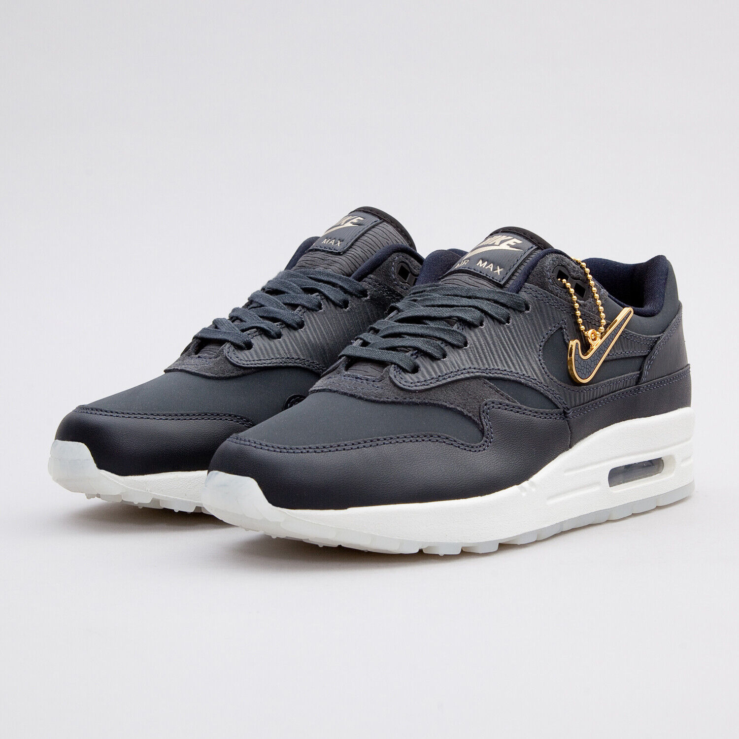 Nike Wmns Air Max 1 PRM 454746-016 taille 4.5 Uk