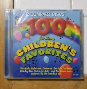100-All-Time-Children-039-s-Favorites-CD