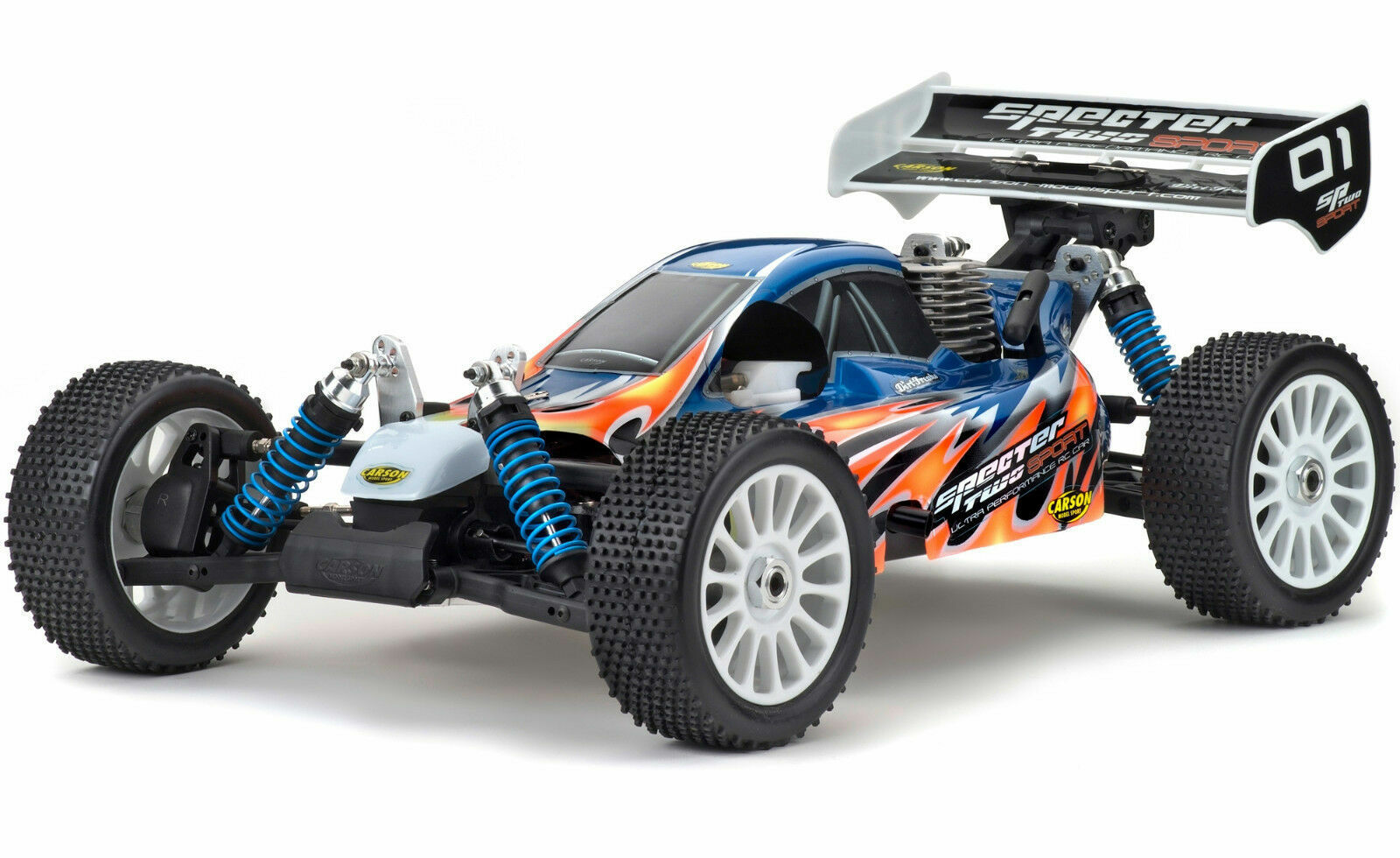 Carson 500202007 1 8 CY Specter Two Sport V25 ARR  NEU OVP ,