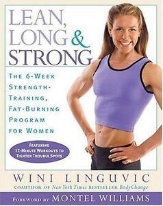 lean long  strong the 6week strengthtraining fat