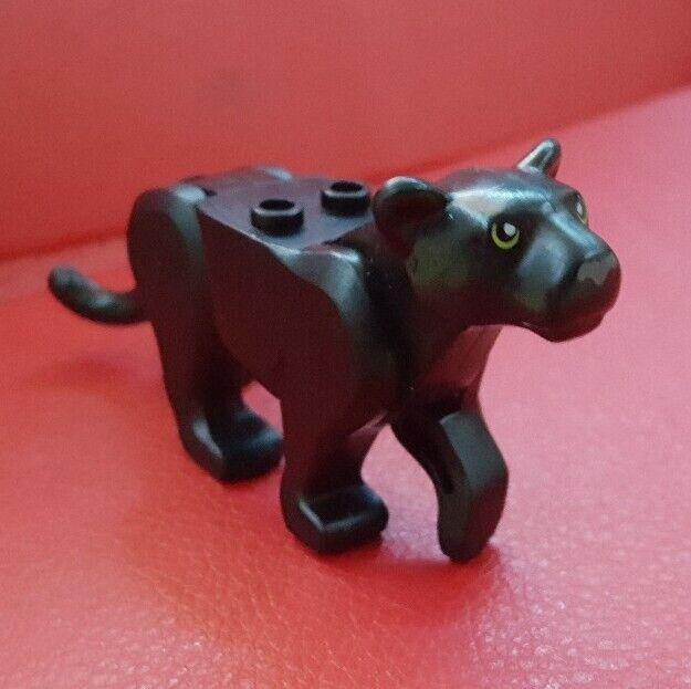 New Lego 60159 Panther Jungle Animal Cat SEALED