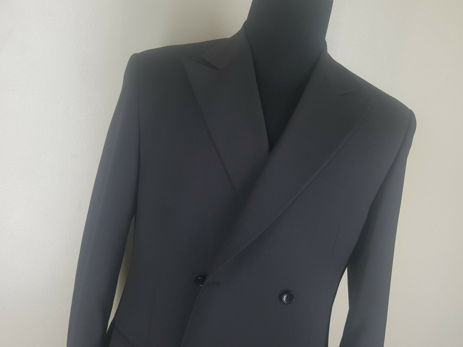 G'ART Recent Made In  Double Breasted Pure Wool Blazer  38R-Fit  38-40 Reg