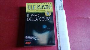 Best-Thriller-n-75-IL-PESO-DELLA-COLPA-Julie-Parsons-Superpocket-2005