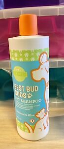 Scentsy-Best-Bud-Suds-Pet-Shampoo-Oatmeal-amp-Aloe-Dogs-Cat-Ferret-473ml-New