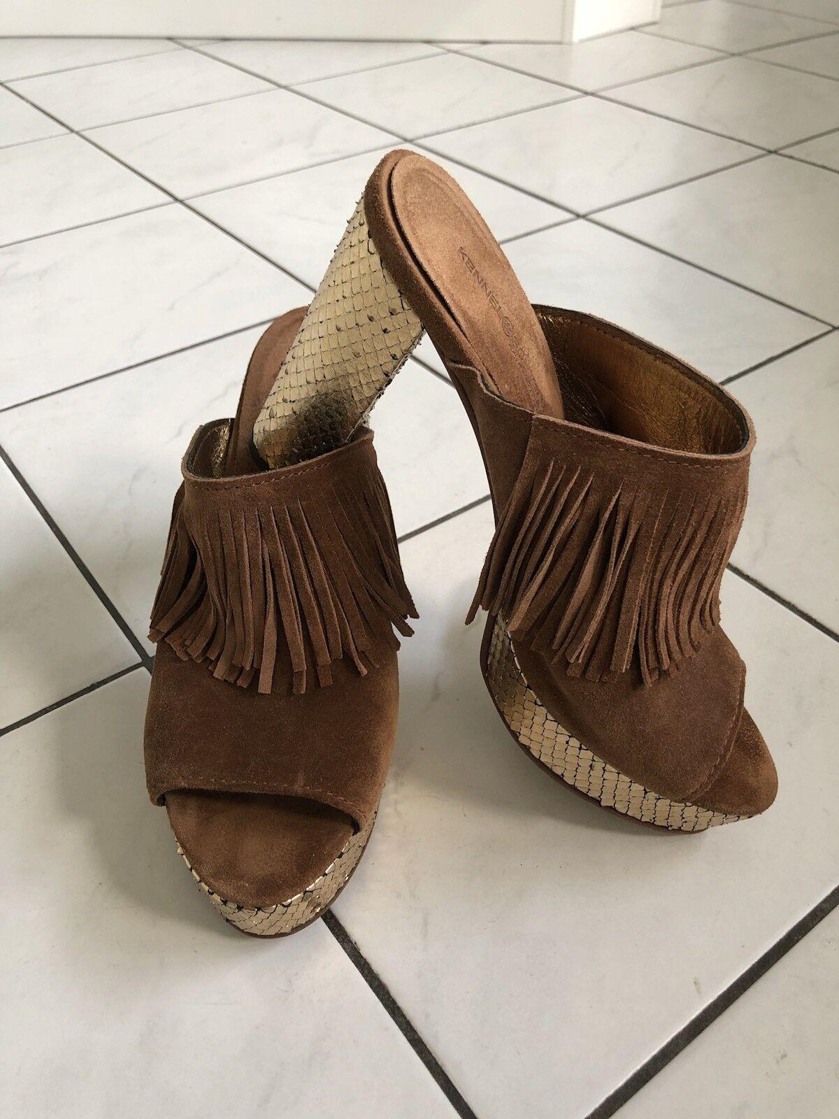 Kennel Schmenger Plateau 39 Günstige und gute Schuhe