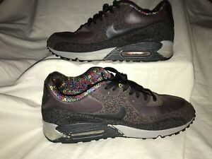low priced 3d74a c4c76 Details about RARE!!!! Nike Air Max 90 Alphabet Pack Men's Size 12