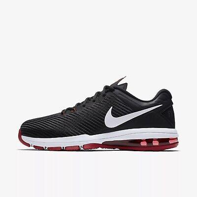 Men's Nike Air Max Full Ride TR 1.5 Training Shoes, 869633 060 Size 10.5 Bla   eBay