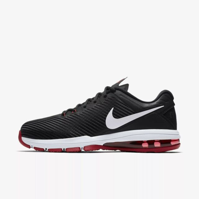 Men's Nike Air Max Full Ride TR 1.5 Training Shoes, 869633 060 Size 10.5 Bla