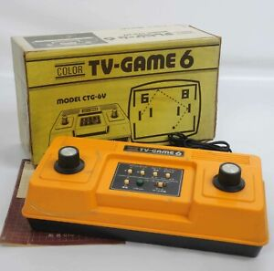 Nintendo-Color-TV-GAME-6-Console-System-Boxed-Tested-CTG-6V-Ref-4021246