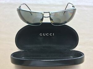 570b8d8b5191a GUCCI 115 GG 2653 STRASS L7E 68 □ 10 SUNGLASSES with CASE