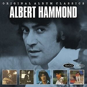 ALBERT-HAMMOND-ORIGINAL-ALBUM-CLASSICS-5-CD-NEU