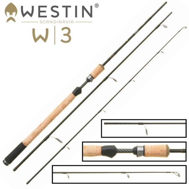 Westin W3 Spin MH 270cm 10-40g - Spinnrute, Spinnangel, Raubfischrute