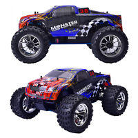 Hsp Rc Truck 1:10 Models Gas Power Off Road Monster Truck 94188 4wd Rc Car_us