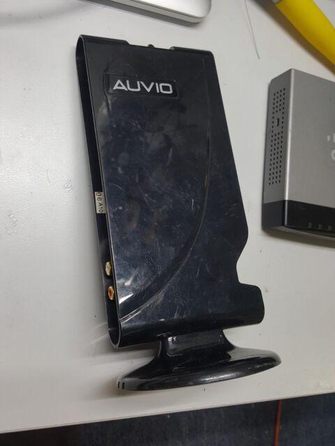 Auvio Wireless Headphones 900mhz Digital Never