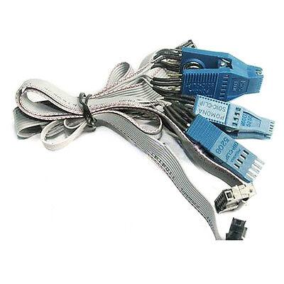 Best POMONA 5250 soic 8 pin + 5208 dip 8 pin+ 5251soic 14 pin Eeprom Clip
