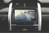 Integrated Backup Camera System 2013-2016 Ford Flex