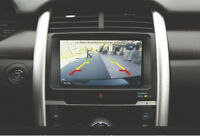 Touch Integrated Backup Camera System For 2014-2016 Ford Fiesta