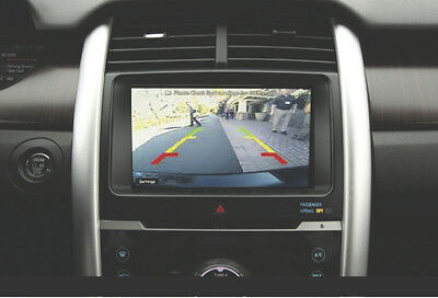 Rear Cameras Backup View Parking Camera for Ford Edge 2011 2012 2013 2014 2015 Replace FL1T-19G490-AC