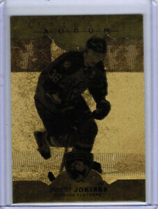 16-17-UD-ARTIFACTS-HOCKEY-AURUM-GOLD-INSERT-CARDS-A-1-to-A-50-U-Pick-From-List