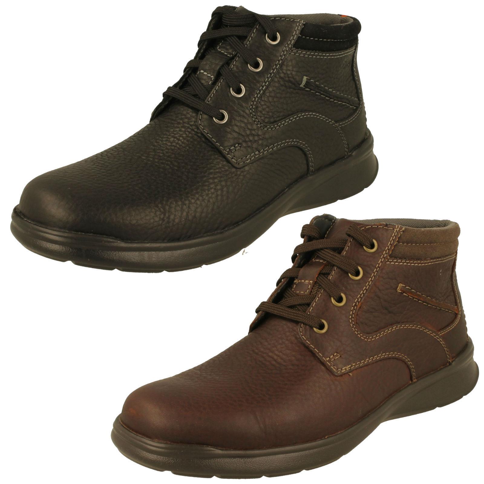Hombre Clarks botas - cotrell Subir