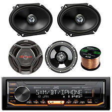 JVC Kdr490 Car Stereo Kenwood 6 5