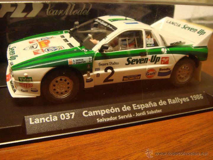 Fly Lancia 037 SERBIAN SEVEN UP Catalonia A991 New