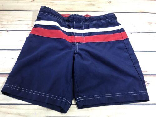 4 bagno Fodera rosso Pantaloncini Boys Xs Cherokee taglia 5 mesh bianco da blu in At4TvqwvP