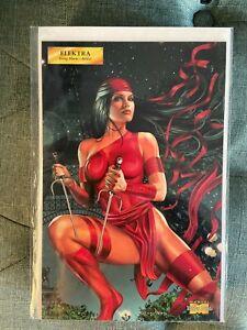 Marvel Master Prints Elektra Greg Horn