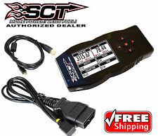 SCT X4 7416 Power Flash Programmer for GM Silverado Sierra 1500 2500 3500 Gas