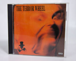 Insane-Clown-Posse-The-Terror-Wheel-CD-1994-Psychopathic-Records-RARE