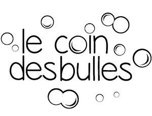 le coin des bulles stickers porte salle de bain vinyle deco interieur ebay. Black Bedroom Furniture Sets. Home Design Ideas